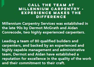 millenium carpentry