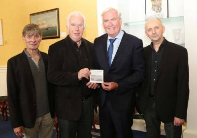 The Coast of Labrador   CD Presentation    Sean Keane Brendan Graham Canadian Ambassador Kevin Vickers Denis Carey